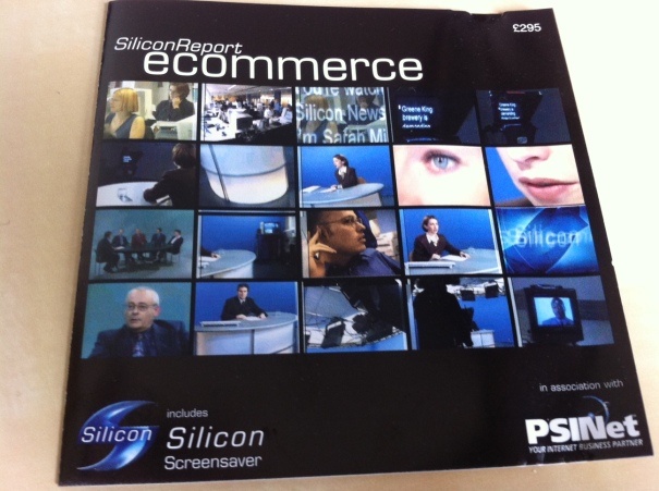 CD from Silicon.com: Silicon Report ecommerce